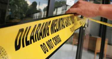Satu Mobil Rusak Berat Akibat Ledakan di Bekasi