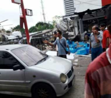 BREAKING NEWS: Ini Video Detik-Detik ledakan di Bekasi