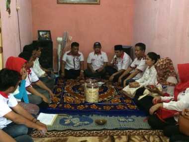 Ketua DPW Perindo Sumsel Konsolidasi Langsung dengan 3 DPD
