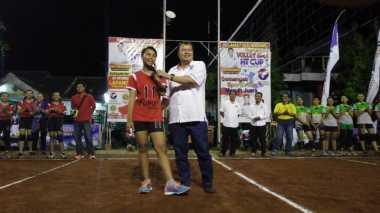 Hafal Mars Perindo, Dua Atlet Voli dan Penonton Dapat Bonus