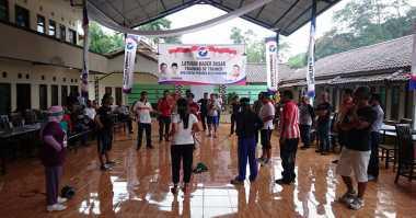 Perindo Bandung Barat Tingkatkan Kualitas Kader dengan ToT dan LKD