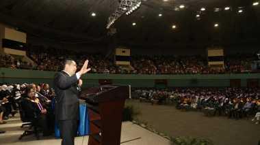 Hary Tanoe Bekali Ribuan Mahasiswa Gunadarma Mentalitas Membangun Karir
