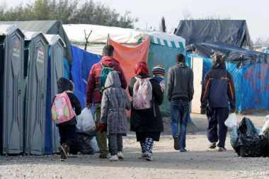 Nasib Pengungsi Anak-Anak Tak Menentu Jelang Penutupan Calais
