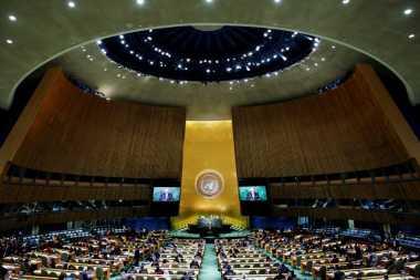 Hari Lahir ke-71 PBB Dirayakan di Jakarta