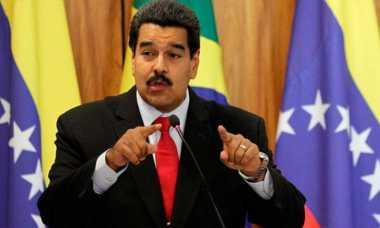 Kongres Venezuela Desak Presiden Maduro Diadili