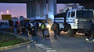 Evakuasi dari Calais, 8.000 Pengungsi Disebar ke Ratusan Lokasi