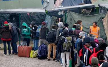 Prancis Telah Pindahkan 1.631 Pengungsi dari Calais