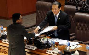 DPR Pede Pembahasan RUU Pemilu Berlangsung Cepat