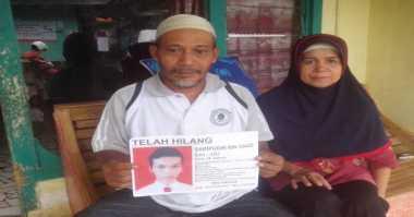 Hilang Empat Bulan, Keluarga Cari Saripudin hingga ke Kamar Jenazah