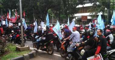Jika UMP Tak Tembus Rp3,8 Juta, Buruh Ancam Lumpuhkan Jakarta