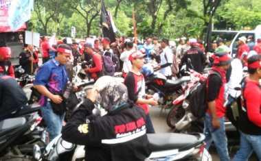 """Aspirasi Tak Didengar Ahok, Buruh """"Bergerak"""" ke DPRD DKI"""