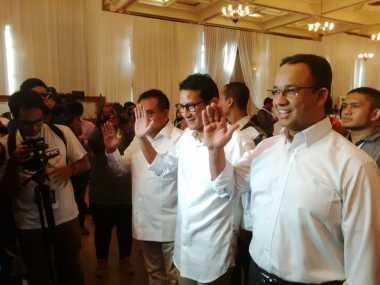 Cagub Anies Berharap Kampanye Jadi Festival Adu Gagasan