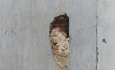 Akibat Ledakan di Tembok Dapur Lapas Lhokseumawe, Konsumsi Napi Terhambat