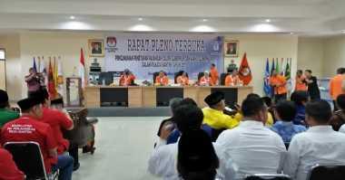 Usai Tetapkan Peserta Pilgub Banten, Besok KPUD Gelar Pengundian Nomor Urut