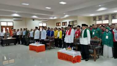 Jelang Pengundian Urutan, Peserta Pilgub Banten Tak Punya Nomor Keramat