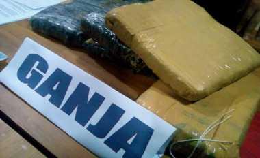 Ganja Seberat 40 Kg Ditemukan di Bus Tujuan Banda Aceh-Medan