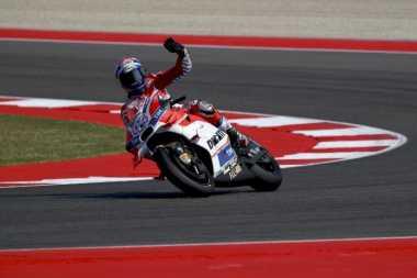 Andrea Dovizioso Siap Tatap GP Malaysia