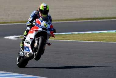 Dianggap Tak Layak Wakili Ducati, Andrea Dovizioso Bela Hector Barbera