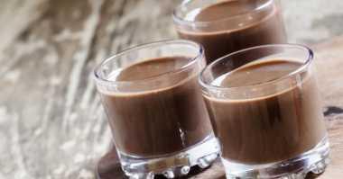 Usir Lelah Usai Berolahraga dengan Minum Susu Cokelat