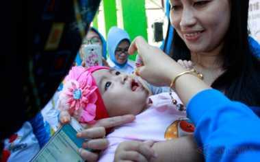 HARI POLIO SEDUNIA: Kenali Polio yang Bisa Sebabkan Anak-Anak Lumpuh Layu