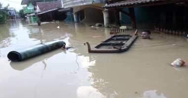 Intensitas Hujan Meningkat, Sleman Tetapkan Siaga Banjir dan Longsor