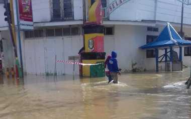 Sampang Banjir Lagi, Ini Kesembilan Kalinya Sepanjang 2016