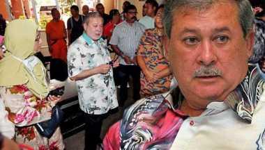 Sultan Johor Izinkan Pasien Korban Kebakaran Gunakan Kamar Kerajaan