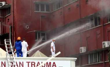 Kronologi Kebakaran RS Sultaniah Aminah di Johor Bahru
