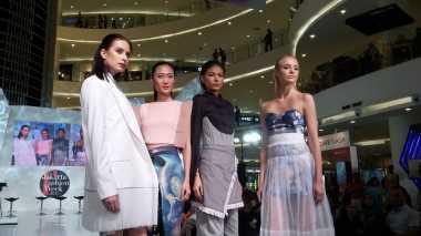 JFW 2017 : Inilah Tren Make-Up yang Hadir di Panggung Jakarta Fashion Week