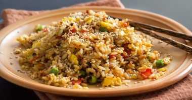 DIET MAYO DAY 10: Lezatnya Sarapan dengan Nasi Goreng Kembang Kol