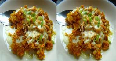 NASI GORENG: Siap-Siap Ketagihan dengan 3 Nasi Goreng Keju Mozzarella yang Meleleh