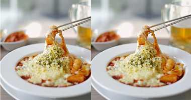 4 Varian Keju Mozzarella Paling Populer Digunakan