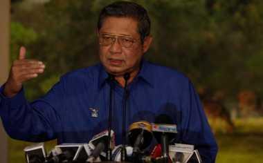 SBY Gelar Konferensi Pers soal TPF Munir