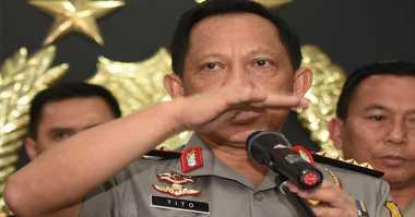 Saran Kapolri Agar Para Kombes Naik Pangkat Jadi Brigadir Jenderal