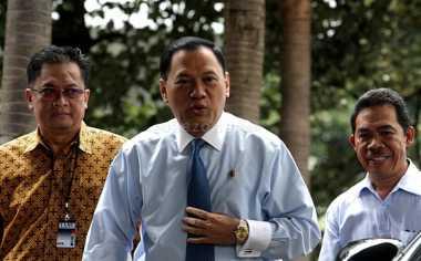 Gubernur BI Meminta KPK Jadwalkan Ulang Pemeriksaannya
