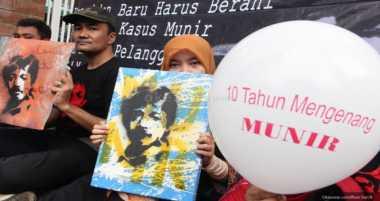 Salinan Laporan Akhir TPF Munir Bakal Diserahkan ke Jokowi