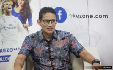 Sandiaga Uno: Nomor 3 Melambangkan Persatuan Indonesia