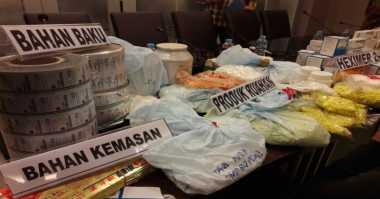 BPOM Buka Paksa Gudang Jamu Ilegal di Tangerang