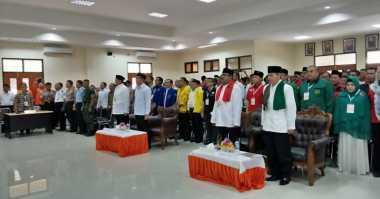 Hari Ini Pengundian Nomor Urut Cagub-Cawagub Banten