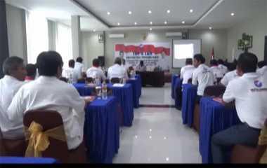 Puluhan Kader Partai Perindo NTB Dibekali Pelatihan LKM dan TOT