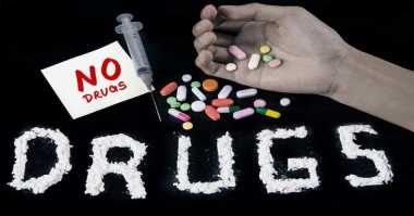 Oknum Polisi Diduga Jadi Pengedar Narkoba di Dumai