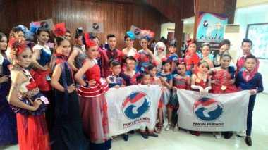 DPD Perindo Kota Padang Panjang Gelar Fashion Show