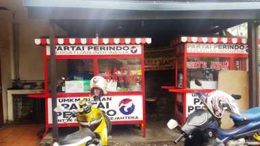 Puluhan Gerobak UMKM Perindo di Makassar Siap Disalurkan