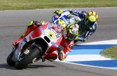 Ducati: Tidak Ada Ketegangan Antara Iannone dengan Tim