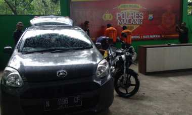 Polisi Ringkus Penculik Balita di Malang