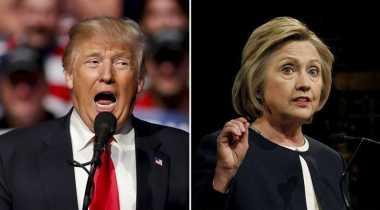 Trump: Kebijakan Hillary Dapat Picu Perang Dunia III