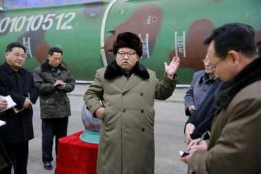 Korut Tidak Mungkin Hentikan Produksi Senjata Nuklir