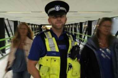 Polisi Super Ini Mampu Kenali Wajah 850 Pelaku Kriminal