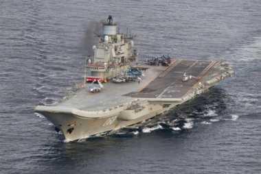 Kapal Rusia Isi Bensin di Spanyol, Inggris Ketar-ketir