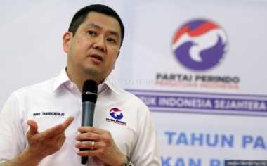 Hari Ini, Hary Tanoe Lantik 1.675 DPRt Partai Perindo dari 6 Daerah